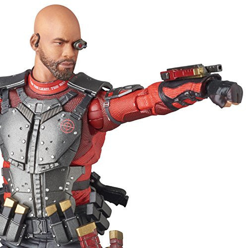 Image 3 for Suicide Squad - Deadshot - Mafex No.038 (Medicom Toy)