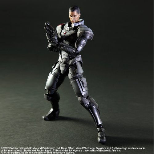 Image 2 for Mass Effect 3 - John Shepard - Play Arts Kai (Square Enix)