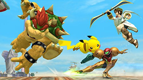 Image 5 for Dairantou Super Smash Brothers for Wii U