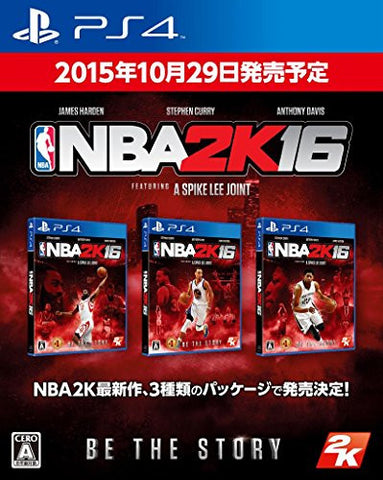 Image for NBA 2K16