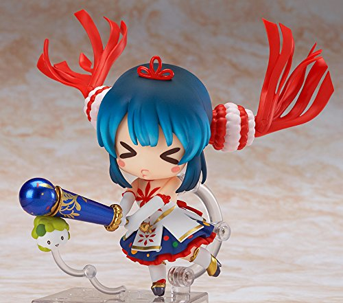 Image 4 for Mahou Shoujo Taisen - Aoba Naruko - Takesuzume - Nendoroid #460 (Good Smile Company)
