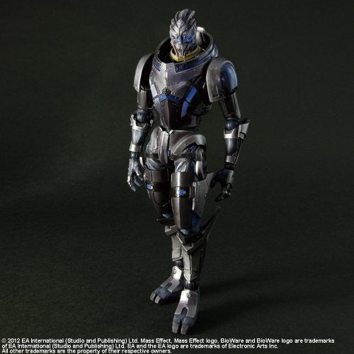 Image 4 for Mass Effect 3 - Garrus Vakarian - Play Arts Kai (Square Enix)