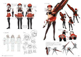 Thumbnail 4 for God Eater & God Eater 2 Visual Art Works