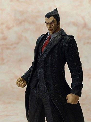 Image 2 for Tekken 7 - Kazuya Mishima - Martial Arts Collection vol.01 - 1/8 (Kaiyodo, Studio-ren)