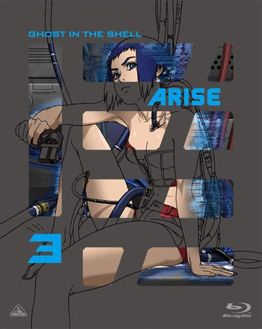 Ghost in the Shell: Arise Vol. 3