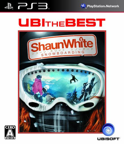 Image 1 for Shaun White Snowboarding (UBI The Best)