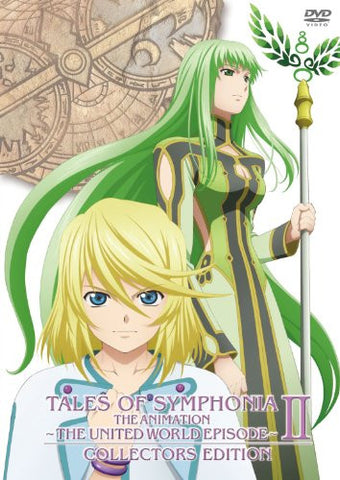 Image for Tales Of Symphonia OVA Sekai Togo Hen Vol.2 Collector's Edition [Limited Edition]