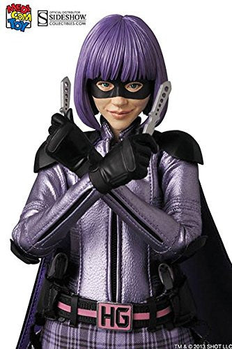 Image 9 for Kick-Ass 2 - Hit-Girl - Real Action Heroes #636 - 1/6 (Medicom Toy)