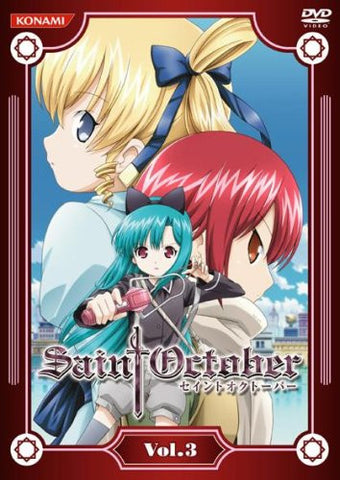 Image for Saint October Vol.3