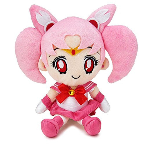 Image 1 for Bishoujo Senshi Sailor Moon - Sailor Chibimoon - Mini Cushion - Sailor Moon Mini Plush Cushion (Bandai)