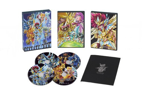 Image 3 for Saint Seiya Omega - Omega Kakusei Hen Dvd Box