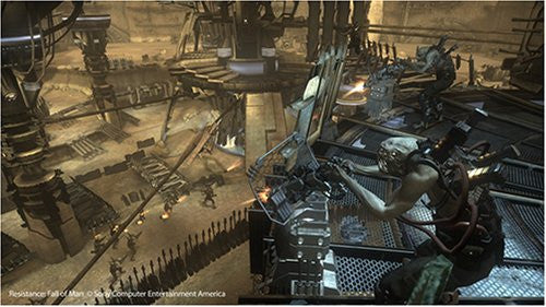 Image 3 for Resistance: Fall of Man (PlayStation3 the Best)