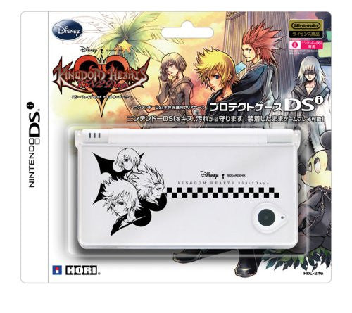 Image 1 for Kingdom Hearts 358/2 Days Protect Case DSi