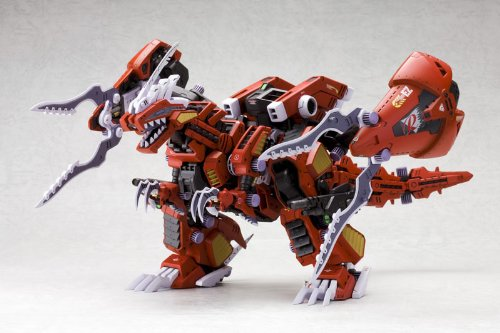 Image 3 for Zoids - EZ-034 Geno Breaker - Highend Master Model - 1/72 - Raven custom (Kotobukiya)
