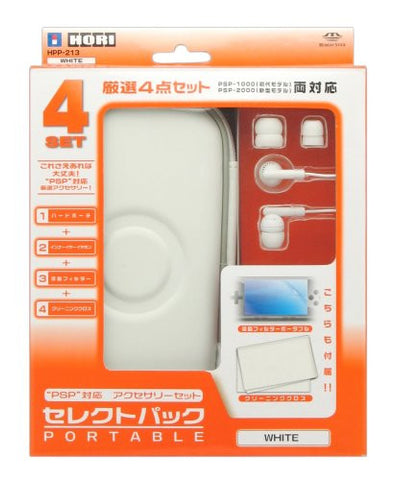 Image for Selection Pack Portable (White)