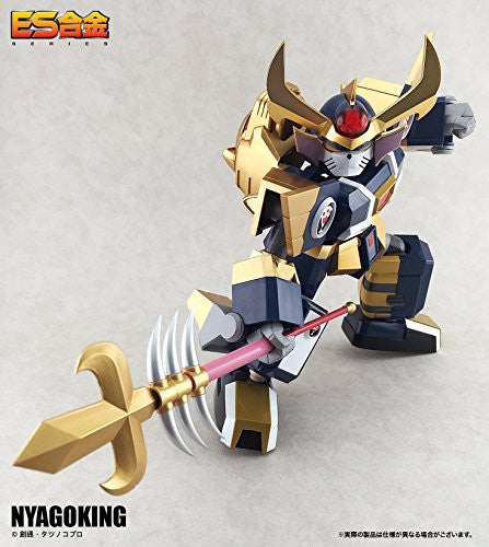 Image 3 for Kyatto Ninden Teyandee - Nyagoking - ES Gokin (Action Toys, Art Storm)