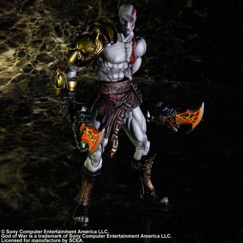 Image 5 for God of War - Kratos - Play Arts Kai (Square Enix)