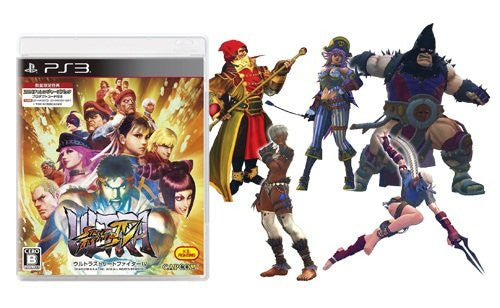 Ultra Street Fighter IV [Collector's Package]
