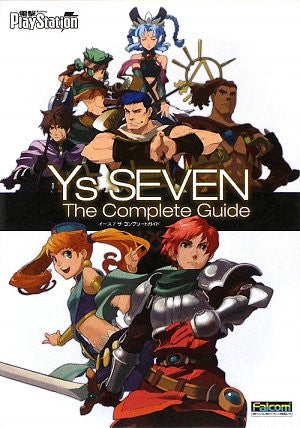 Image for Ys Seven The Complete Guide
