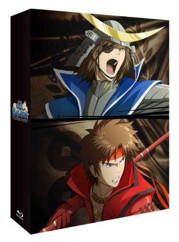 Image 2 for Theatrical Edition Sengoku Basara - The Last Party
