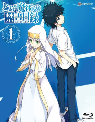 Image for Toaru Majutsu No Index Vol.1 [Limited Edition]