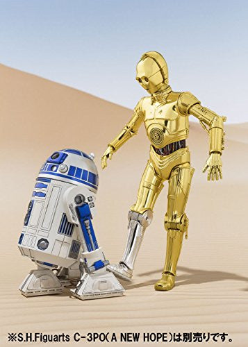 Image 10 for Star Wars: Episode IV – A New Hope - R2-D2 - S.H.Figuarts - A New Hope (Bandai)