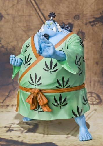 Image 8 for One Piece - Jinbei - Figuarts ZERO - The New World (Bandai)