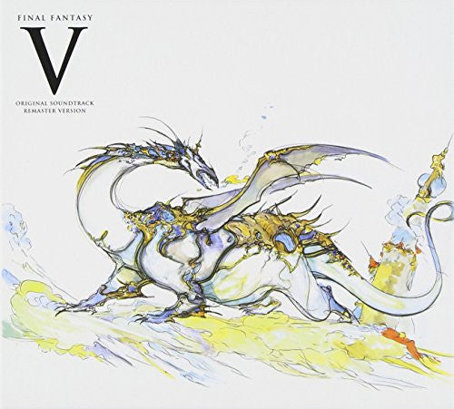Image 1 for FINAL FANTASY V Original Soundtrack Remaster Version