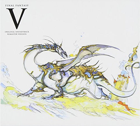 Image for FINAL FANTASY V Original Soundtrack Remaster Version