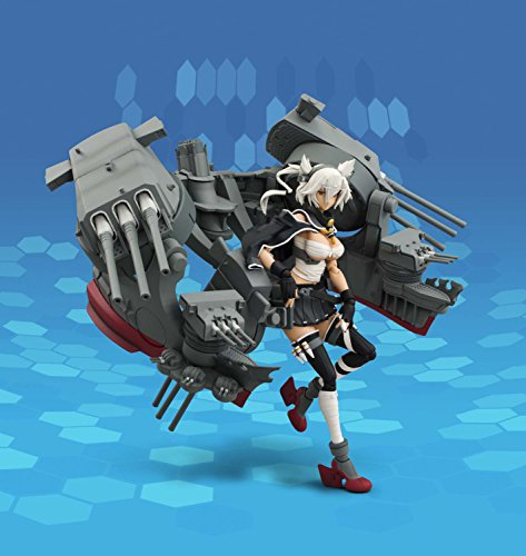 Image 4 for Kantai Collection ~Kan Colle~ - Musashi - A.G.P. - Kai (Bandai)