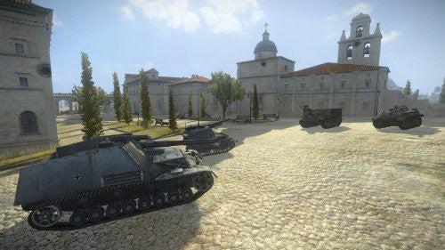 Image 11 for World of Tanks: Xbox 360 Edition
