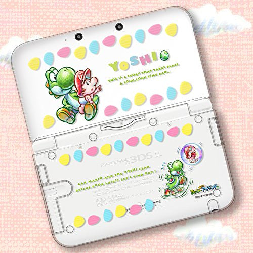 Image 1 for Body Cover for 3DS LL Yoshi's New Island (Type A)