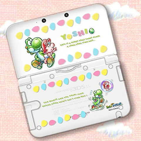 Image for Body Cover for 3DS LL Yoshi's New Island (Type A)