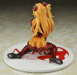 Thumbnail 2 for Evangelion Shin Gekijouban - Souryuu Asuka Langley - 1/7 - Test Plug Suit ver., Metallic Red (Aizu Project)