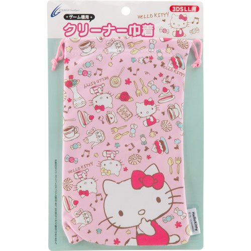 Image 1 for Hello Kitty Pouch for 3DS LL (Pink)