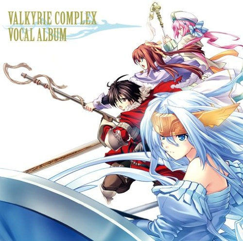 Image 1 for Valkyrie Complex Vocal Album