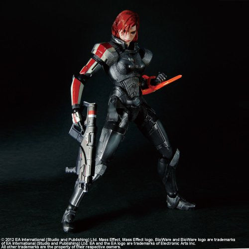 Image 9 for Mass Effect 3 - Jane Shepard - Play Arts Kai (Square Enix)
