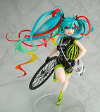 Thumbnail 3 for GOOD SMILE Racing - Hatsune Miku - 1/7 - Racing  2016, Team Ukyo Ver. (Max Factory)