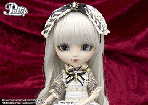 Image 11 for Pullip P-129 - Pullip (Line) - Classical Alice - 1/6 - Sepia Version (Groove)