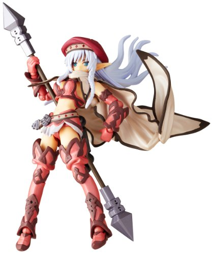 Image 3 for Queen's Blade - Alleyne - Revoltech - 1/12 - 2P color - 007-EX (Kaiyodo)