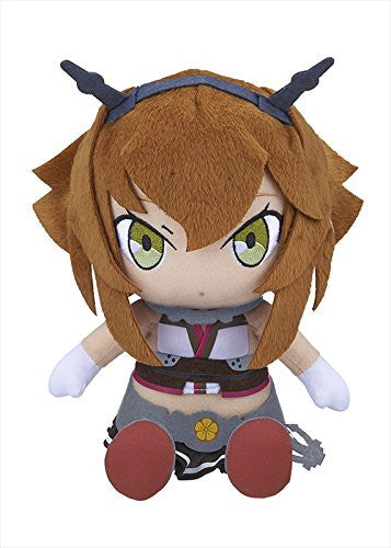 Image 4 for Kantai Collection ~Kan Colle~ - Mutsu - Osuwari Plush (Ensky)