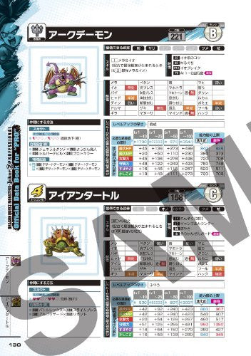 Image 6 for Dragon Quest Monsters Joker 2 Professional Powerful Data Book For Pro