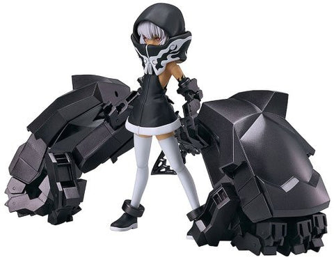 Image for Black ★ Rock Shooter - Strength - Figma #198 - TV Animation ver. (Max Factory)