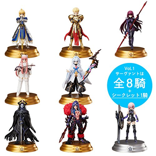 Fate/Grand Order - Fate/Grand Order Duel Collection Figure (Aniplex) - Set of 8