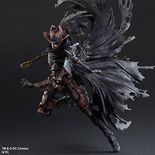 Image 4 for DC Universe - Batman - Play Arts Kai - Variant Play Arts Kai - Timeless - Wild West (Square Enix)