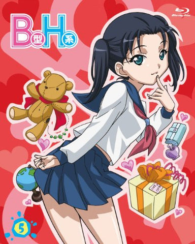 Image for B Gata H Kei 5 [Blu-ray+CD]