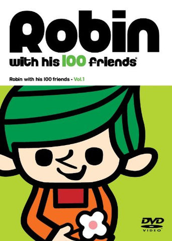 Image for Robin With His 100 Friends Vol.1