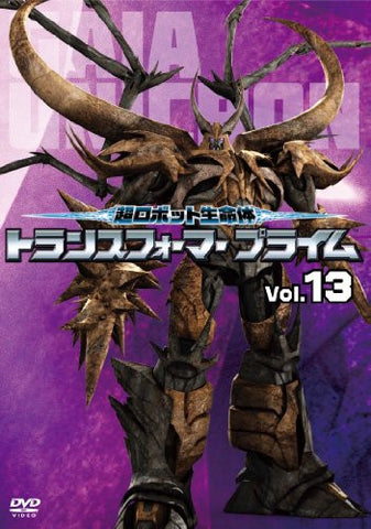 Image for Transformers Prime Vol.13