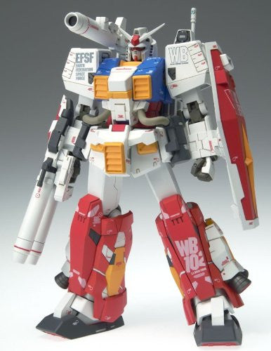 Image 3 for MSV Mobile Suit Variations - PF-78-1 Perfect Gundam - RX-78-2 Gundam - Gundam FIX Figuration #0037 - 0037 - 1/144 (Bandai)