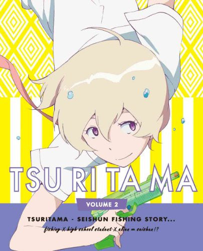 Image 1 for Tsuritama Vol.2 [Blu-ray+CD Limited Edition]